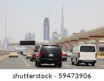 dubai   april 18  general view... | Shutterstock . vector #59473906
