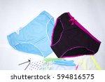 underpants  | Shutterstock . vector #594816575