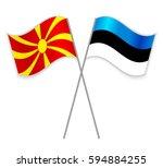 Macedonian And Estonian Crossed ...