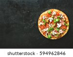Fresh Italian Pizza With...