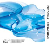 blue abstract background   Shutterstock .eps vector #59502283