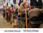 Traditional Kukeri On A...