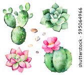 Watercolor Collection With...