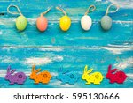 Easter Background Template ...