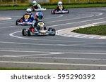 prejmer  brasov  romania   may... | Shutterstock . vector #595290392