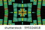 neon lights | Shutterstock . vector #595326818
