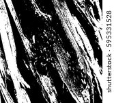 black and white vintage grunge... | Shutterstock .eps vector #595331528