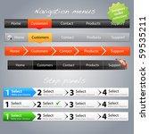 web designers toolkit  ... | Shutterstock .eps vector #59535211