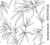 Seamless Pattern With Bamboo I...