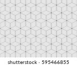 abstract boxes background  ... | Shutterstock . vector #595466855