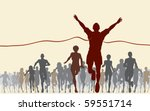 editable vector illustration of ... | Shutterstock .eps vector #59551714