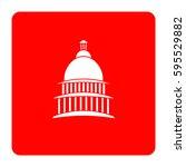 capitol building. | Shutterstock .eps vector #595529882