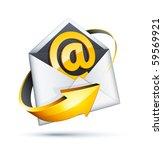 e mail concept   Shutterstock .eps vector #59569921