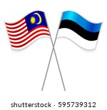 Malaysian And Estonian Crossed...