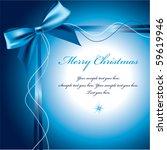 christmas background....   Shutterstock .eps vector #59619946