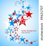 labor day vector background | Shutterstock .eps vector #59621707