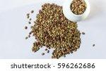 Small photo of Macrotyloma uniflorum/ kollu/ kaanam/ Horse gram or kulthi