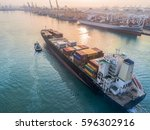 Commercial Vessel Container...