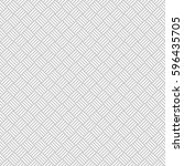 wicker seamless pattern in... | Shutterstock .eps vector #596435705