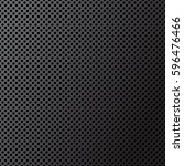 illustration of speaker grill... | Shutterstock . vector #596476466
