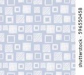 seamless raster geometrical... | Shutterstock . vector #596550458