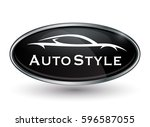 concept automotive vehicle... | Shutterstock .eps vector #596587055