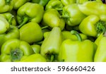 Green Bell Peppers Paprika...