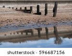 Rustic Wood.     The Sea And...