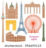 European Most Famous Sights...