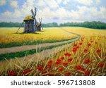Oil Paintings Landscape...