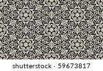 arabic floral seamless pattern  ... | Shutterstock .eps vector #59673817