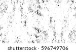 grunge black and white urban... | Shutterstock .eps vector #596749706