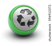 ecology icon on the ball.