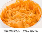 body scrub  scrub texture and... | Shutterstock . vector #596913926