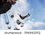 Swing Spinning Amusement...