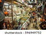 bangkok  thailand   aug 24 ... | Shutterstock . vector #596949752