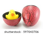 A Yellow Rubber Duck In A...