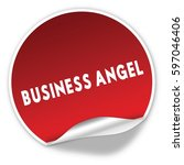 Business Angel Text On...