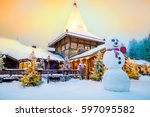 Santa Claus Village Lapland...
