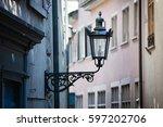 Iron Wall Lantern. Zurich ...