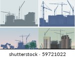 illustration with house... | Shutterstock .eps vector #59721022