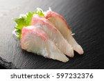 Small photo of Hamachi Amberjack Sashimi