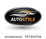 concept automotive vehicle... | Shutterstock .eps vector #597341936
