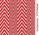 Zigzag Lines. Jagged Stripes....