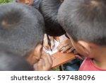 guatemala   september 27  2013  ... | Shutterstock . vector #597488096