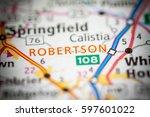 robertson. tennessee. usa   Shutterstock . vector #597601022