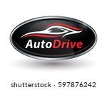 concept auto vehicle dealership ... | Shutterstock .eps vector #597876242