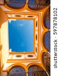 Small photo of Interiors of the Royal Alcazar in Seville, Spain 18.05.2015