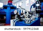 turbine generators....   Shutterstock . vector #597912368