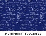 physics  electronic engineering ... | Shutterstock .eps vector #598020518